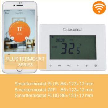 SmartPlus termostat